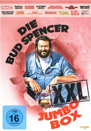 Die Bud Spencer Jumbo Box XXL (14 DVDs)