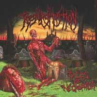 Regurgitation - Tales Of Necrophillia (CD + DVD)