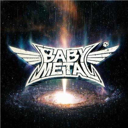 Babymetal - Metal Galaxy - incl. T-Shirt Size L (Limited Boxset)