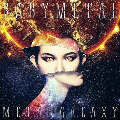 Babymetal - Metal Galaxy (Sun Version, Japan Edition, 2 CDs)