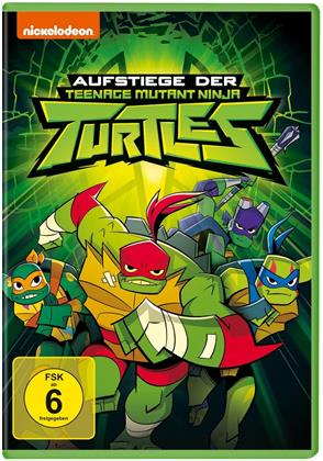 Aufstieg der Teenage Mutant Ninja Turtles