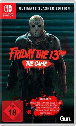 Friday the 13th - (Ultimate Slasher Edition)
