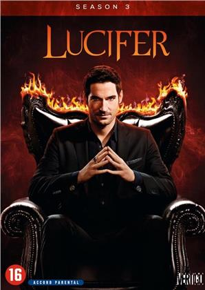 Lucifer - Saison 3 (5 DVDs)