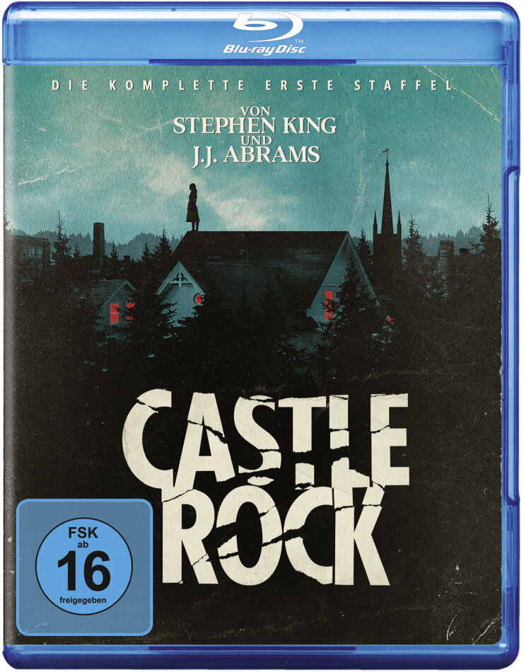 Castle Rock - Staffel 1 (2 Blu-rays)
