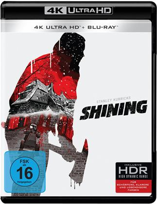 Shining (1980) (4K Ultra HD + Blu-ray)
