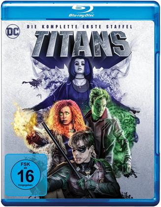 Titans - Staffel 1 (2 Blu-ray)