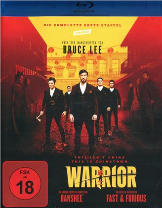Warrior - Staffel 1 (3 Blu-rays)