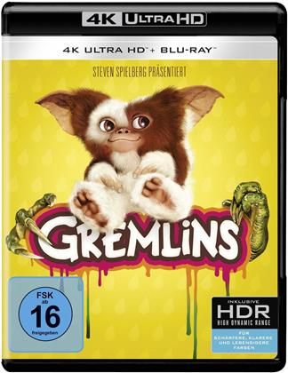 Gremlins - Kleine Monster (1984) (4K Ultra HD + Blu-ray)