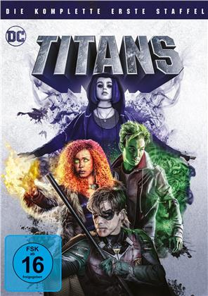Titans - Staffel 1 (3 DVDs)