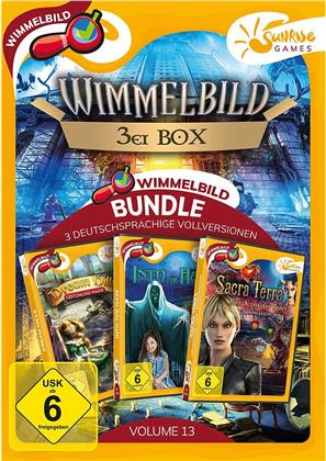 Wimmelbild 3-er Box Vol. 13