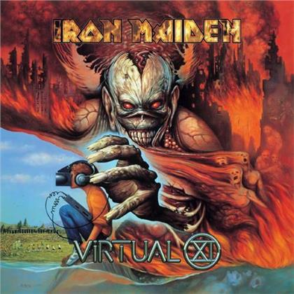 Iron Maiden - Virtual XI (2019 Reissue, Digipack, Remastered)