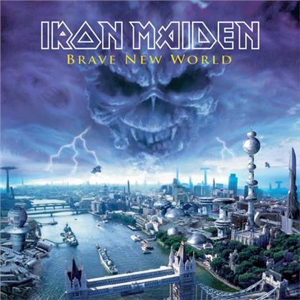 Iron Maiden - Brave New World (2019 Reissue, Digipack, Remastered)