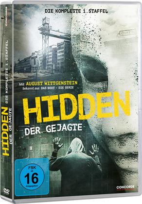 Hidden - Der Gejagte - Staffel 1 (3 DVDs)