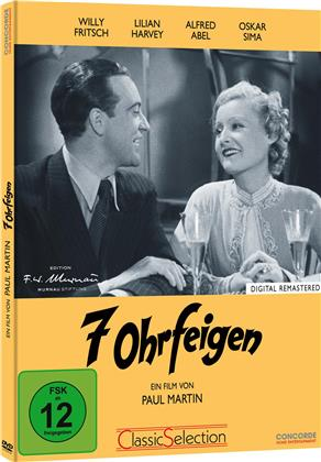 7 Ohrfeigen (Classic Selection, Mediabook, Remastered)