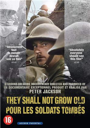 They Shall not Grow Old - Pour les soldats tombés (2018)