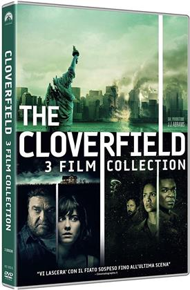 Cloverfield Trilogia (3 DVDs)