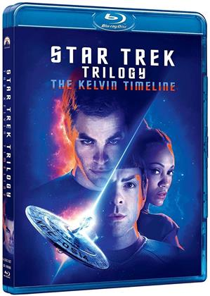 Star Trek - La Trilogia - The Kelvin Timeline Limited Edition (3 Blu-rays)
