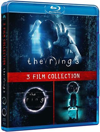 The Ring - 3 Film Collection (3 Blu-rays)