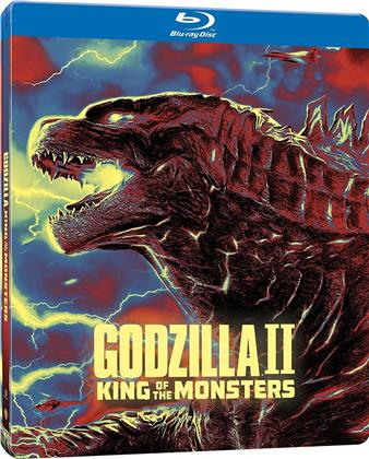 Godzilla 2 - King of the Monsters (2019) (Steelbook)