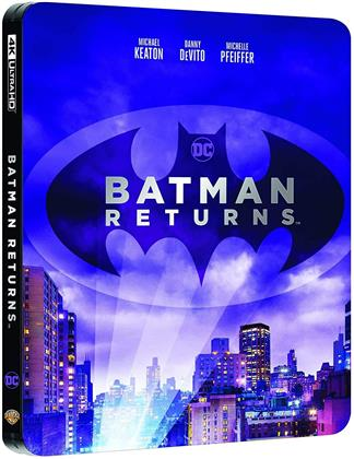 Batman - Il Ritorno (1992) (Steelbook, 4K Ultra HD + Blu-ray)