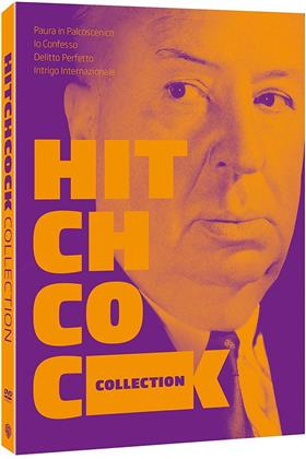 Alfred Hitchcock Collection - North by Northwest; Dial M for Murder; I Confess; Stage Fright (4 DVDs)
