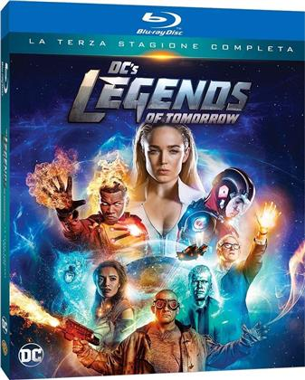 DC's Legends of Tomorrow - Stagione 3 (3 Blu-ray)