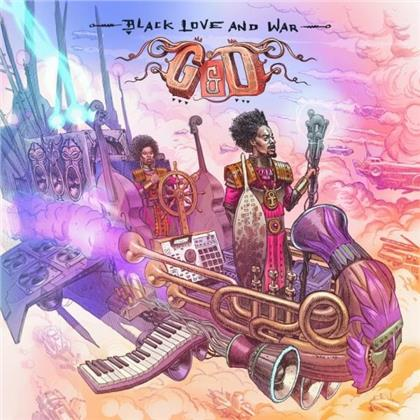 G&D - Black Love & War (LP)