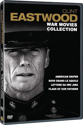 Clint Eastwood - War Movies Collection (4 DVDs)