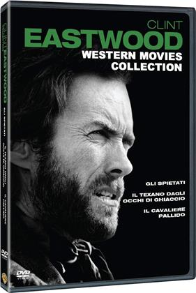 Clint Eastwood - Western Movie Collection (3 DVDs)