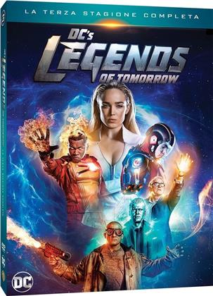 DC's Legends of Tomorrow - Stagione 3 (4 DVD)