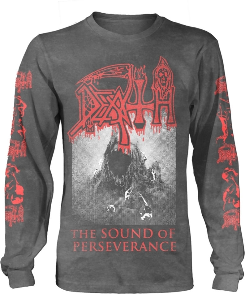 Death - The Sound Of Perseverance (Black) - Size M