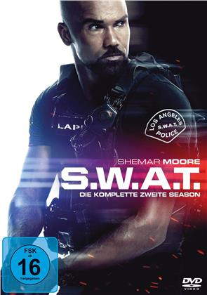 S.W.A.T. - Staffel 2 (6 DVDs)