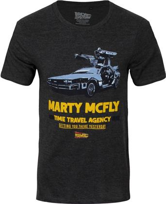 Back To The Future - Marty McFly Travel Agency