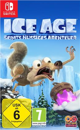 Ice Age - Scrats Nussiges Abenteuer