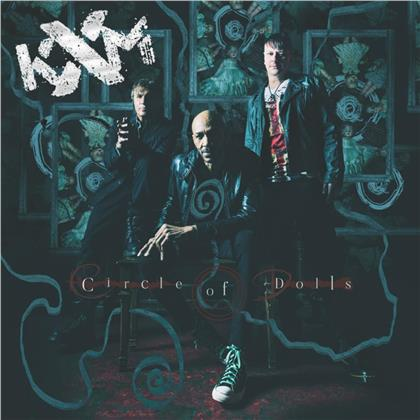 KXM (George Lynch / Dug Pinnick / Ray Luzier) - Circle Of Dolls