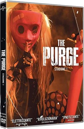 The Purge - Stagione 1 (3 DVDs)