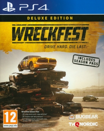Wreckfest (Édition Deluxe)