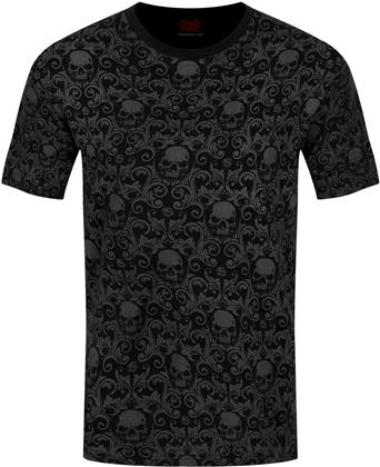 Spiral Urban Fashion Skull