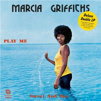 Marcia Griffiths - Play Me Sweet & Nice (2019 Reissue, Remastered, LP)