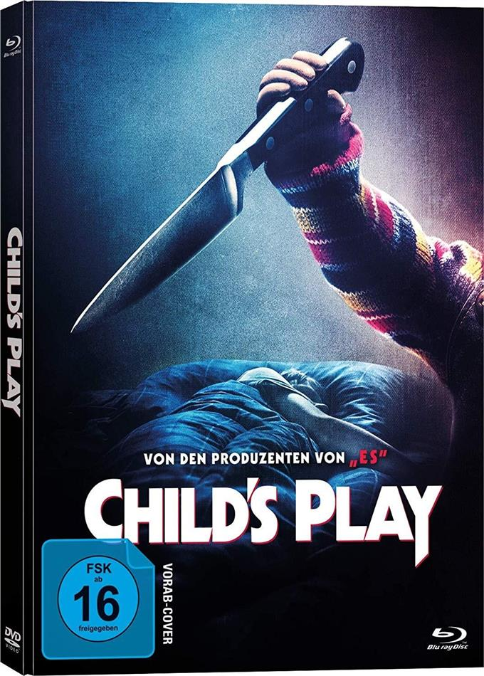 Child's Play (2019) (Limited Edition, Mediabook, Blu-ray + DVD)