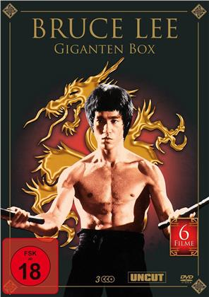Bruce Lee - Giganten Box (Uncut, 3 DVDs)