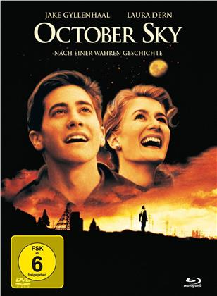 October Sky (1999) (Limited Collector's Edition, Mediabook, Blu-ray + DVD)