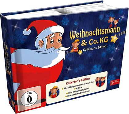 Weihnachtsmann & Co.KG - Die komplette Serie (Collector's Edition, 8 DVD)