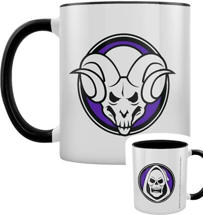 Masters Of The Universe - Skeletor Icons Black Coloured Inner Mug