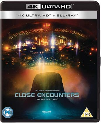 Close Encounters Of The Third Kind (1977) (4K Ultra HD + Blu-ray)