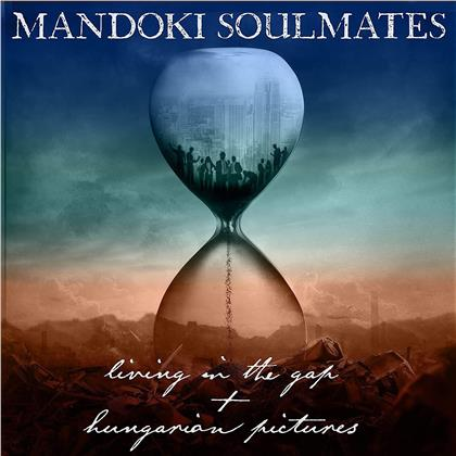Mandoki Soulmates - Living In The Gap + Hungarian Pictures (Deluxe Edition, 2 CDs + 2 DVDs)
