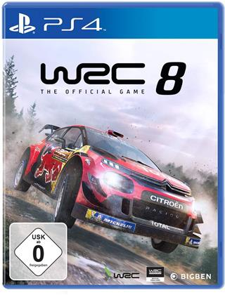 WRC 8 (German Edition)