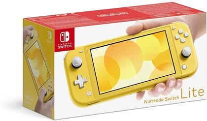 Nintendo Switch Konsole Lite Yellow