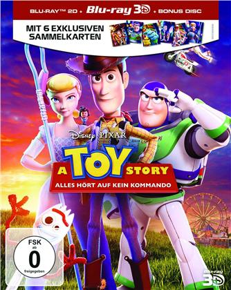 Toy Story 4 - A Toy Story (2019) (Blu-ray 3D + Blu-ray)