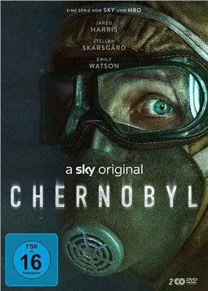 Chernobyl - HBO Mini-Serie (2019) (2 DVDs)